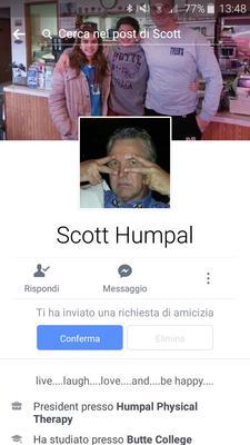 Another Fake Scott Humpal