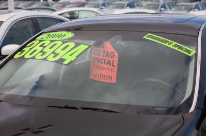 car dealer scams