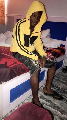 Name is Godstime 32 in Lagos Nigeria. A Scammer