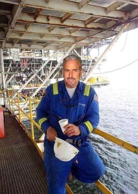 Michael Miles | Oil Rig Scam img1