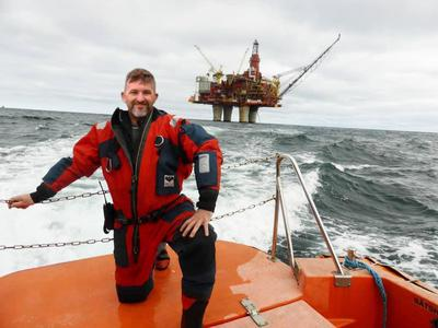 Pictures Used by Oil Rig Scammers