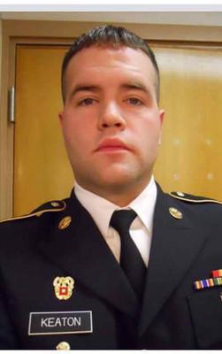 Sgt charles keaton
