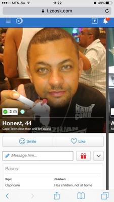 Honest on Zoosk